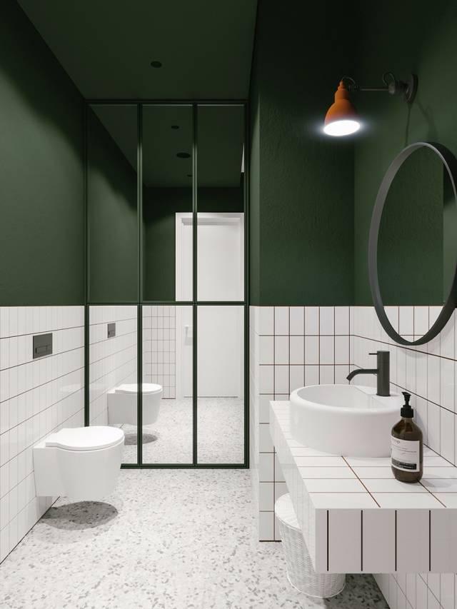 卫生间干湿分离就该这么设计