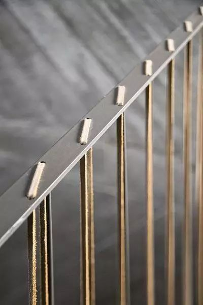 第一次学到这种楼梯设计,很美很美