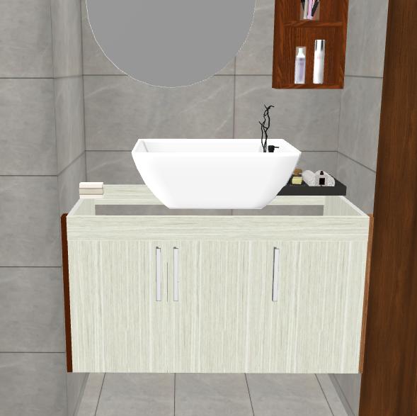 定制卫浴盆没法安装